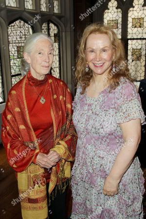 Jane Goodall, Rutanya Alda