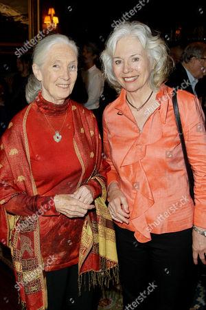 Jane Goodall, Kathryn Leigh Scott