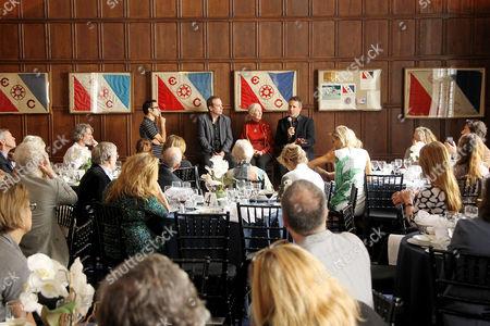 Jane Goodall, Kief Davidson and Richard Ladkani
