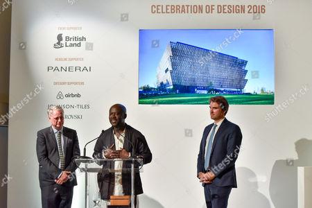 David Adjaye - Panerai London Design Medal