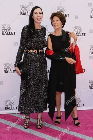 Editorial picture of New York City Ballet Fifth Annual Fall Fashion Gala, New York, USA - 20 Sep 2016