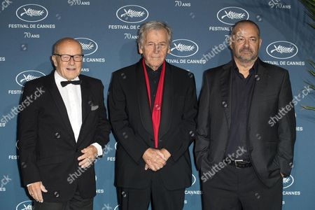 Guest, Costa-Gavras and Jean-Pierre Jeunet