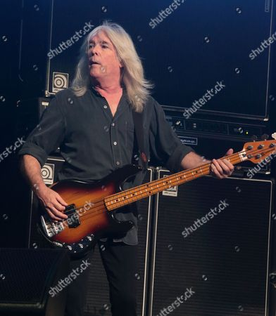Stock Picture of Cliff Williams