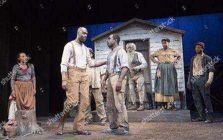 Steve Toussaint as Hero, Jimmy Akingbola as Homer