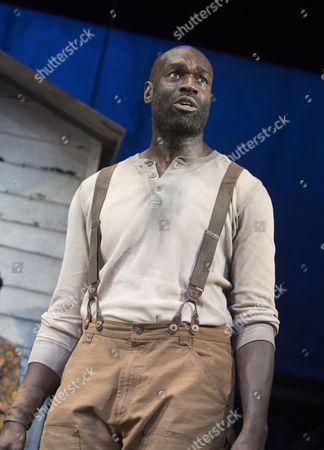 Steve Toussaint as Hero