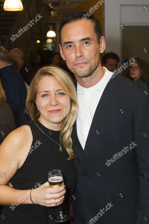 Hannah Price (Assistant Director) and Steve John Shepherd (Charlie)