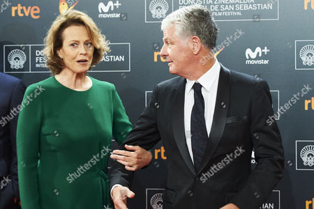 Editorial picture of 'A Monster Calls' premiere, 64th San Sebastian Film Festival, Spain - 21 Sep 2016