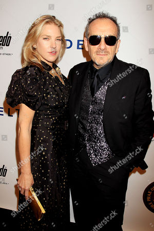 Diana Krall and Elvis Costello