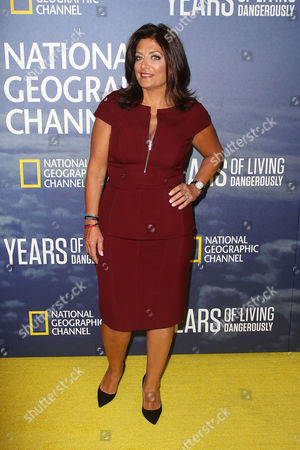 "Editorial picture of World Premiere of National Geographic Channel's 2nd Season Premiere of ""YEARS OF LIVING DANGEROUSLY"", New York, USA - 21 Sep 2016"
