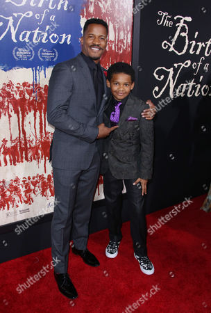 Nate Parker and Tony Espinosa