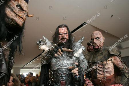 Lordi - Ox, Lordi and Amen