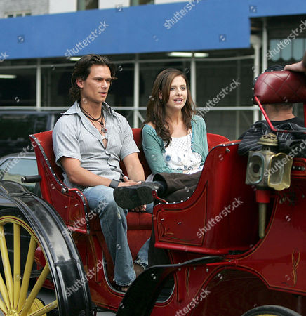 Jay Rodan and Sarah Michelle Gellar