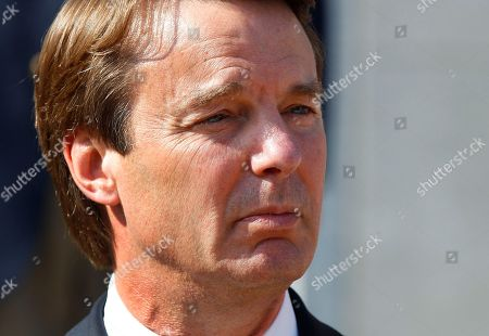 John Edwards Ex-presidential candidate John Edwards speaks outside a federal courthouse after his campaign finance fraud case ended in a mistrial, in Greensboro, N.C. Jurors acquitted Edwards on one charge and deadlocked on the other five, unable to decide whether he used money from two wealthy donors to hide his pregnant mistress while he ran for president and his wife was dying of cancer. His mistress, Rielle Hunter, has written a memoir about herself and her relationship with Edwards, and their daughter, set to be released June 26