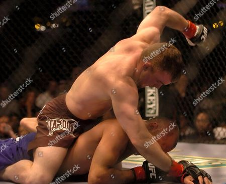 Editorial photo of 'ULTIMATE FIGHTING CHAMPIONSHIP 60', LOS ANGELES, AMERICA - 27 MAY 2006