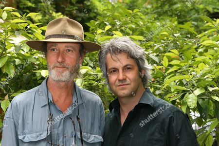 Rolf De Heer and Domenico Procacci