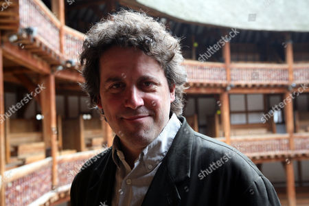 Dominic Dromgoole, new artistic director of Shakespeare's Globe