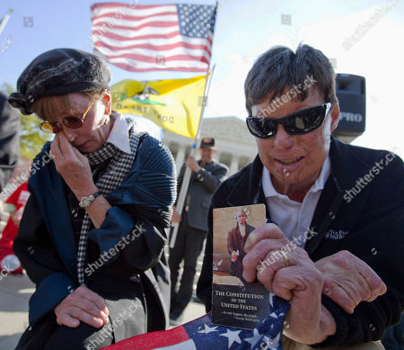 Editorial image of American Pulse Whither The Tea Party, Washington, USA