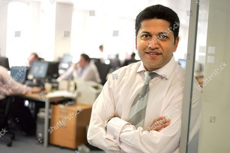 CEO of Currencies Direct, Mayank Patel