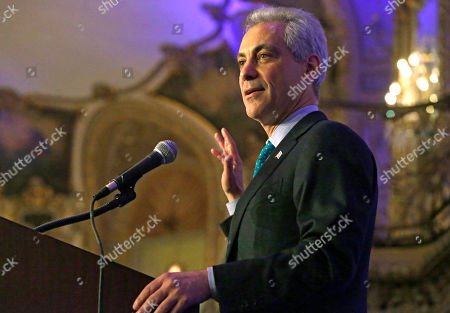 Editorial image of Chicago Mayor Election, Chicago, USA