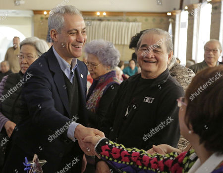 Editorial picture of Chicago Mayor Election, Chicago, USA