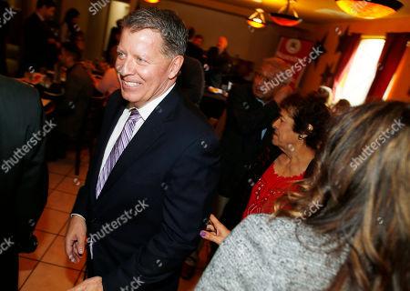 Editorial picture of Colorado GOP Hispanics, Denver, USA