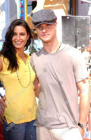 Zachery Ty Bryan with fiancee Carlie Matros