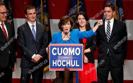 Editorial photo of Governor New York, New York, USA