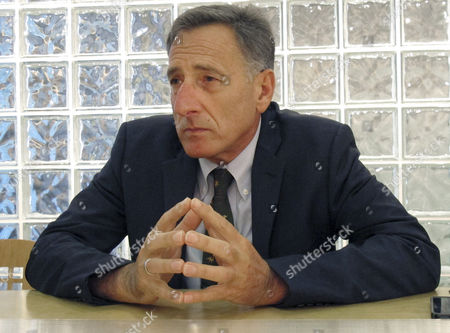 Peter Shumlin Democrat incumbent Vermont Gov. Peter Shumlin listens to a question during an interview with The Associated Press in Montpelier, Vt. Shumlin is seeking his third, two-year term in the Nov. 4, 2014 election, where he will face Republican Scott Milne and Libertarian Dan Feliciano