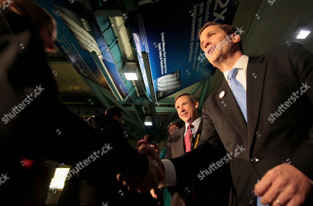 Mark Kirk, Robert Dold Republicans Sen.-elect Mark Kirk, center, and U.S. Rep.-elect Robert Dold, right, greet commuters at a downtown Chicago train station morning, after their wins in the midterm election. Kirk defeated Democrat Alexi Giannoulias to win President Barack Obama's old Senate seat and Dold beat Democratic Dan Seals to fill the seat being vacated by Kirk