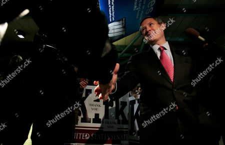 Mark Kirk Republican Sen.-elect Mark Kirk greets commuters at a downtown Chicago train station Wednesday morning, after defeating Democrat Alexi Giannoulias for President Barack Obama's old Senate seat