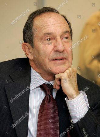 Mort Zuckerman Mort Zuckerman attends the Election 2008 discussion series of the Conference of Presidents of Major Jewish Organizations, in New York