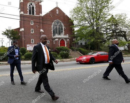 Ras Baraka Newark mayoral candidate Ras Baraka, center, leaves St. John's Lutheran Church after casting his vote, in Newark, N.J. Tuesday's election will decide whether Baraka, a Newark city councilman, or opponent Shavar Jeffries, a former state assistant attorney general, will take over the seat Cory Booker occupied from 2006 until October 2013, when he won a special election to succeed U.S. Sen. Frank Lautenberg, who died in office