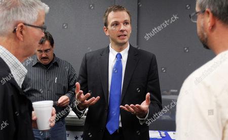 Editorial picture of Oklahoma District 1 Debate, Coweta, USA