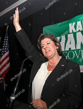 Karen Handel Georgia gubernatorial candidate Karen Handel waves to supporters during an election-night party in Atlanta in her runoff with former Congressman Nathan Deal for the Republican nomination. According to a source with direct knowledge of decision-making at Komen headquarters in Dallas, a driving force behind Susan G. Komen for the Cure's decision this week to cut breast-screening grants to Planned Parenthood was Handel, who was hired by Komen last year as vice president for public policy after losing a campaign for governor in Georgia in which she stressed her anti-abortion views and frequently denouced Planned Parenthood. Komen's founder and CEO Nancy Brinker, in an interview with MSNBC, denied that, saying Handel didn't have a signifcant roll