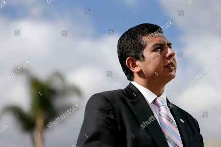 David Alvarez David Alvarez, a San Diego city councilman and Democratic candidate for mayor, looks on while speaking with reporters at a rally for University of California hospital employees after mayoral elections, in San Diego. The first-term Democratic councilman closed in on securing a spot in a runoff election against Republican candidate Kevin Faulconer to replace disgraced Bob Filner as mayor, after most ballots were counted from Tuesday's elections