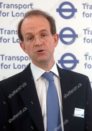 Stock Image of Francis Salway, Group Chief Executive of Land Securities Group plc