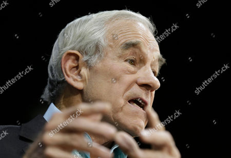 Ron Paul Former U.S. Rep. Ron Paul speaks during a rally for Republican gubernatorial candidate Ken Cuccinelli in Richmond, Va., . Cuccinelli faces Democrat Terry McAuliffe in Tuesday's election