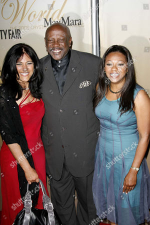 Louis Gossett Jnr and family