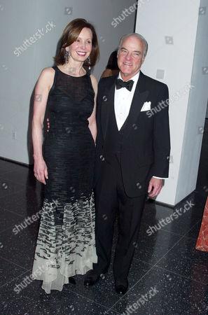 Marie Josee Kravis and Henry Kravis