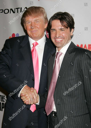 Donald Trump and Sean Yazbeck