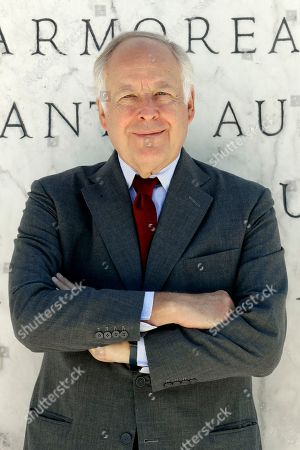 Nicola Bulgari Nicola Bulgari, great-grandson of the Bulgari luxury goods company founder, poses for photographers at the end of a press conference to present the reopening on the world-famous Spanish Steps at the end of 10 months of restoration works, in which Bulgari participated, in Rome