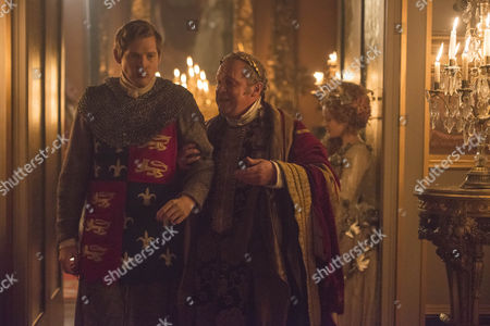 Editorial image of 'Victoria' TV show, series one, episode three - 04 Sep 2016
