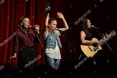 Allison Closner, Meegan Closner, Natalie Closner