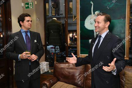 Philippe Brenninkmeijer and Alexander Talbot Rice