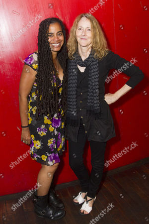 Suzan-Lori Parks and Jo Bonney