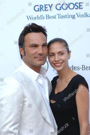Jonathan Antin and girlfriend Sescie
