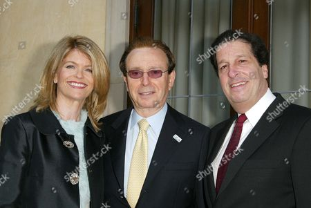 Carla Sands, Fred Sands and Peter Roth