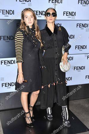 Leonetta Fendi, Delfina Delettrez Fendi