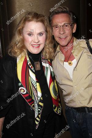 Celia Weston and Dennis Christopher