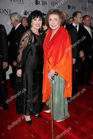 Chita Rivera and Patricia Neal